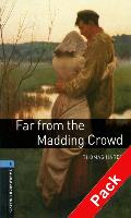 Cover-Bild zu Oxford Bookworms Library: Level 5:: Far from the Madding Crowd audio CD pack von Hardy, Thmas