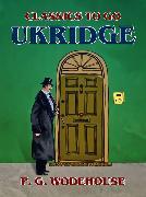 Cover-Bild zu Ukridge (eBook) von Wodehouse, P. G.