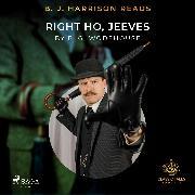 Cover-Bild zu B. J. Harrison Reads Right Ho, Jeeves (Audio Download) von Wodehouse, P.G.