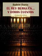 Cover-Bild zu El rey burgués... y otros cuentos (eBook) von Darío, Rubén