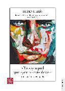 """Cover-Bild zu """"Yo soy aquel que ayer no más decía"""" (eBook) von Darío, Rubén"""