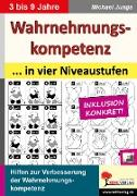 Cover-Bild zu Wahrnehmungskompetenz (eBook) von Junga, Michael
