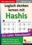 Cover-Bild zu Logisch denken lernen mit Hashis (eBook) von Junga, Michael