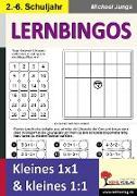 Cover-Bild zu LERNBINGOS (eBook) von Junga, Michael