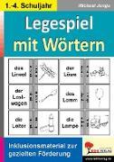 Cover-Bild zu Legespiel mit Wörtern (eBook) von Junga, Michael