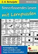 Cover-Bild zu Sinnerfassendes Lesen mit Lernpuzzlen (eBook) von Junga, Michael