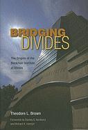 Cover-Bild zu Bridging Divides von Brown, Theodore L.