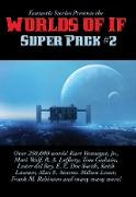 Cover-Bild zu Fantastic Stories Presents the Worlds of If Super Pack #2 (eBook) von Kurt Vonnegut, Jr.