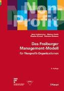 Cover-Bild zu Das Freiburger Management-Modell für Nonprofit-Organisationen von Lichtsteiner, Hans