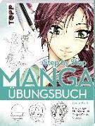 Cover-Bild zu Manga Step by Step Übungsbuch von Keck, Gecko