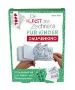 Cover-Bild zu Die Kunst des Zeichnens für Kinder Daumenkino von Keck, Gecko