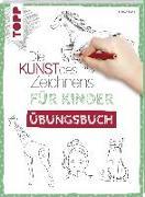 Cover-Bild zu Die Kunst des Zeichnens für Kinder Übungsbuch von Keck, Gecko