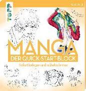 Cover-Bild zu Manga. Der Quick-Start-Block von Keck, Gecko