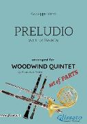 Cover-Bild zu Preludio (La Traviata) - Woodwind quintet set of PARTS (eBook) von Verdi, Giuseppe