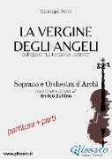 Cover-Bild zu La Vergine degli Angeli - Soprano e Orchestra d'archi - partitura e parti (eBook) von Verdi, Giuseppe