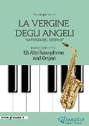 Cover-Bild zu La Vergine degli Angeli - Eb Alto Sax and Organ (eBook) von verdi, giuseppe