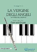 Cover-Bild zu La Vergine degli Angeli - Flute and Organ (eBook) von verdi, giuseppe