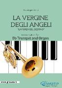 Cover-Bild zu La Vergine degli Angeli - Trumpet and Organ (eBook) von verdi, giuseppe