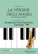 Cover-Bild zu La Vergine degli Angeli - Bb Soprano or Tenor Sax and Organ (eBook) von verdi, giuseppe