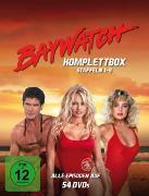 Cover-Bild zu Baywatch - Staffeln 1-9 Komplettbox von David Hasselhoff (Schausp.)