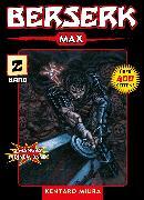 Cover-Bild zu Berserk Max, Band 2 (eBook) von Miura, Kentaro