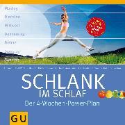 Cover-Bild zu Schlank im Schlaf. Der 4-Wochen-Power-Plan (eBook) von Pape, Detlef