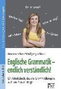 Cover-Bild zu Englische Grammatik - endlich verständlich! von Schütz, Béatrice