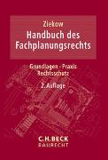 Cover-Bild zu Handbuch des Fachplanungsrechts von Ziekow, Jan (Hrsg.)