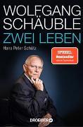 Cover-Bild zu Wolfgang Schäuble von Schütz, Hans Peter