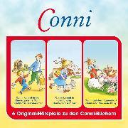 Cover-Bild zu Conni - Hörspielbox, Vol. 1 (Audio Download) von Schneider, Liane
