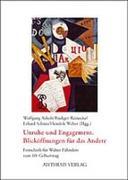 Cover-Bild zu Unruhe und Engagement. Blicköffnung für das Andere von Asholt, Wolfgang (Hrsg.)