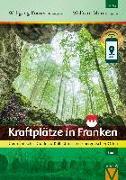 Cover-Bild zu Kraftplätze in Franken von Seyfferth, Katharina Marga