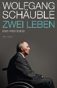 Cover-Bild zu Wolfgang Schäuble (eBook) von Schütz, Hans Peter