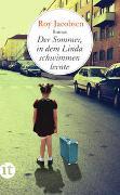 Cover-Bild zu Der Sommer, in dem Linda schwimmen lernte von Jacobsen, Roy