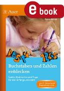 Cover-Bild zu Buchstaben und Zahlen entdecken (eBook) von Wehren, Bernd