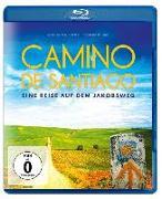 Cover-Bild zu Camino De Santiago (Orig. mit UT) - Blu-ray von Jonas Frei (Reg.)