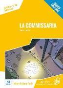 Cover-Bild zu La commissaria - Nuova Edizione von Saro, Marretta