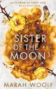 Cover-Bild zu Sister of the Moon von Woolf, Marah