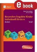 Cover-Bild zu Begabte Kinder individuell fördern, Deutsch Band 1 (eBook) von Mayr, Thomas