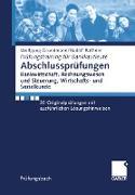 Cover-Bild zu Abschlussprüfungen Bankwirtschaft, Rechnungswesen und Steuerung, Wirtschafts- und Sozialkunde (eBook) von Grundmann, Wolfgang