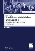 Cover-Bild zu Speditionsbetriebslehre und Logistik (eBook) von Oelfke, Dorit