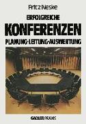 Cover-Bild zu Erfolgreiche Konferenzen (eBook) von Neske, Fritz