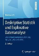 Cover-Bild zu Deskriptive Statistik und Explorative Datenanalyse (eBook) von Cleff, Thomas