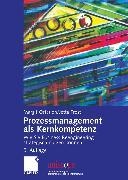 Cover-Bild zu Prozessmanagement als Kernkompetenz (eBook) von Osterloh, Margit