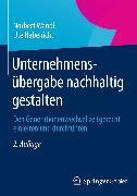 Cover-Bild zu Unternehmensübergabe nachhaltig gestalten (eBook) von Wandl, Di Norbert