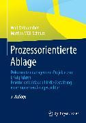 Cover-Bild zu Prozessorientierte Ablage (eBook) von Steinbrecher, Wolf