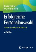 Cover-Bild zu Erfolgreiche Personalauswahl (eBook) von Lorenz, Michael