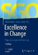 Cover-Bild zu Excellence in Change (eBook) von Krüger, Wilfried (Hrsg.)