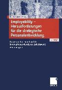 Cover-Bild zu Employability - Herausforderungen für die strategische Personalentwicklung (eBook) von Speck, Peter (Hrsg.)