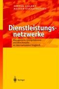 Cover-Bild zu Dienstleistungsnetzwerke von Ahlert, Dieter